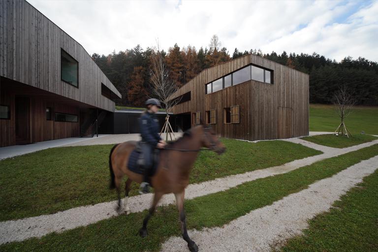 Ecce home una fattoria moderna for Piccola fattoria moderna