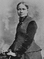 Frances Ellen Watkins Harper - via Alex Plank at Wikipedia - public domain