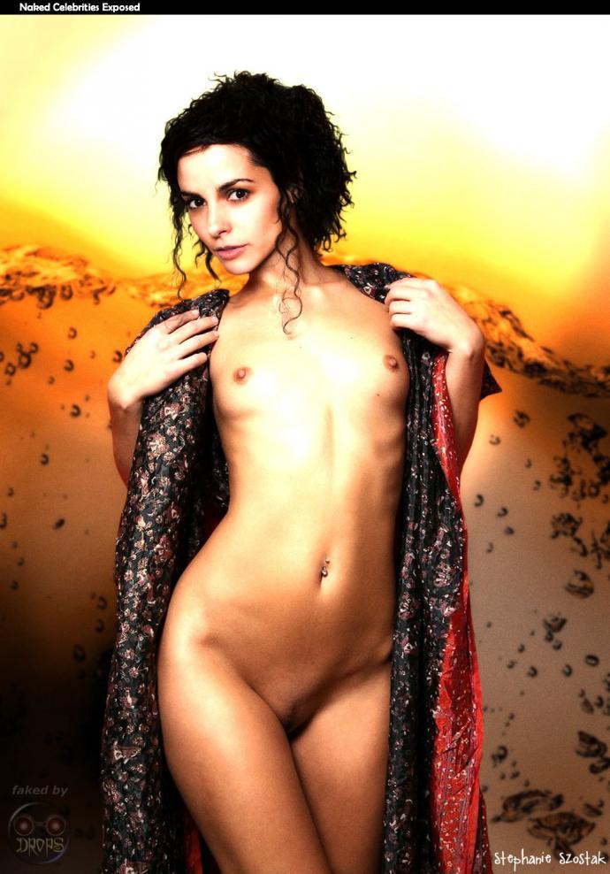 Stephanie Szostak Fake Porn Pics 29