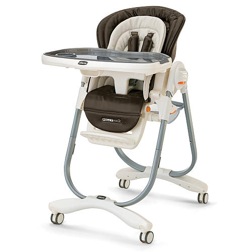 Angela Yosten Mom Reviews Chicco Polly Magic Highchair