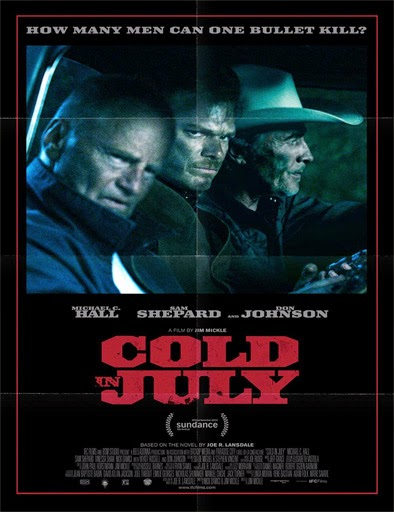 Ver Cold in July (2014) Online