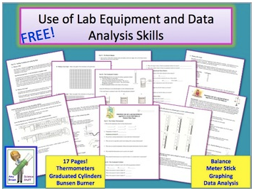 Lab Equipment and Data Analysis