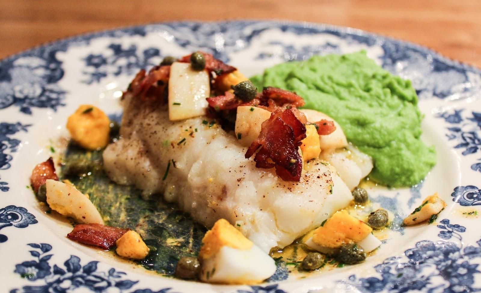 http://monicasoppskrifter.blogspot.no/2014/01/bakt-torsk-med-egg-bacon-og-ertepure.html