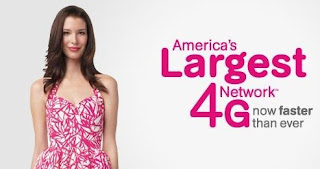 T-Mobile Monthly 4G Promo