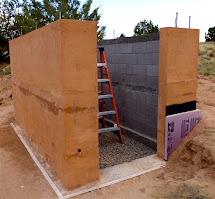 Dry Stack Concrete Block Construction