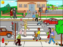 Traffic Education (Κυκλοφοριακή Αγωγή) Παίξτε κυκλοφοριακή αγωγή στον υπολογιστή σας!