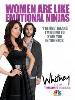 Whitney 2×14 – Crazy, Stupid, Words