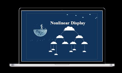 Animated presentation online