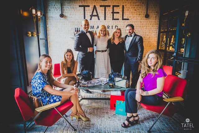 Tatel Madrid coctel Esencia Trendy Asesora de Imagen Estilista gastro food style luxe