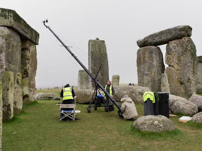 Laser scanning reveals new Stonehenge evidence
