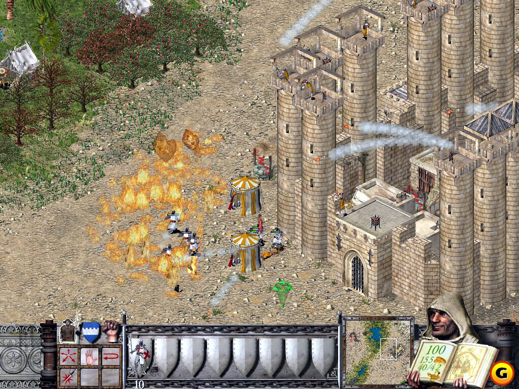how to play stronghold crusader 2 multiplayer lan