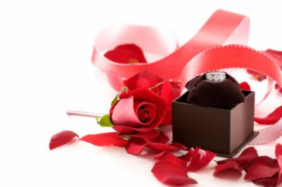 Déclaration d'amour romantique 2
