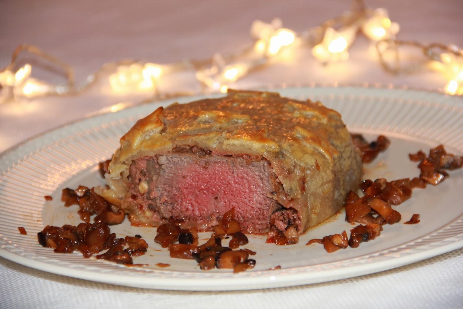 Beef Wellington - www.desmaakvancecile.com