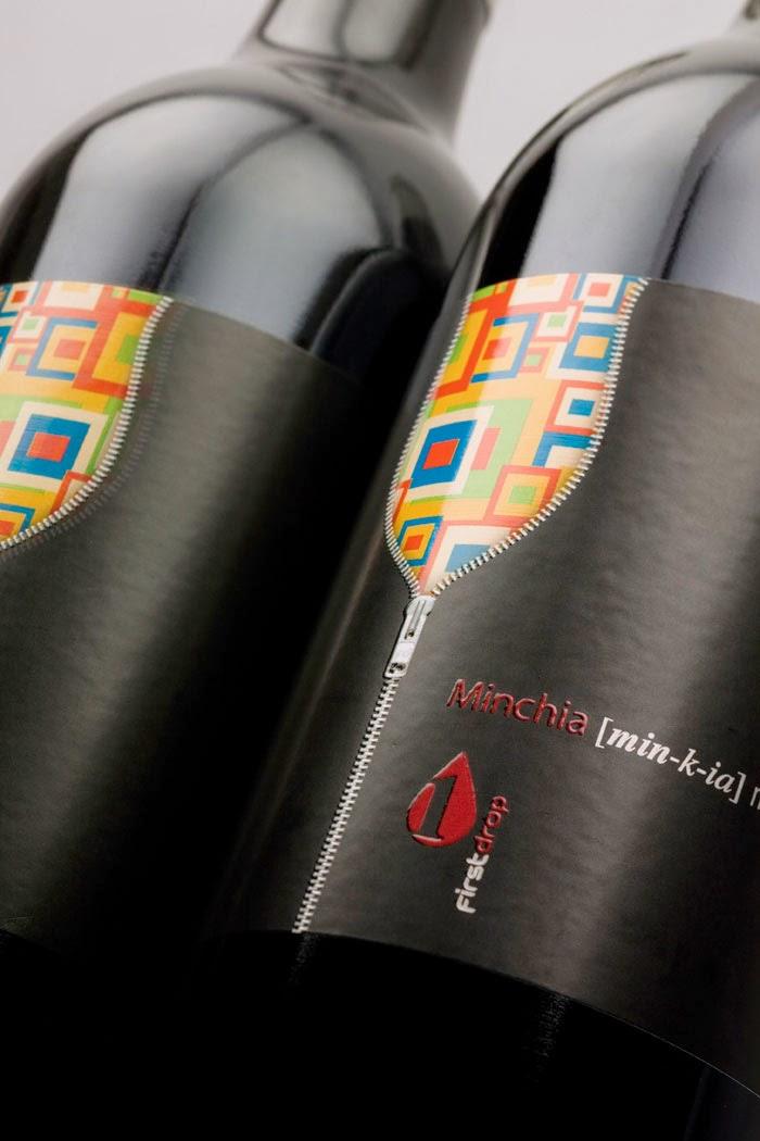packaging etichette design grafica brand