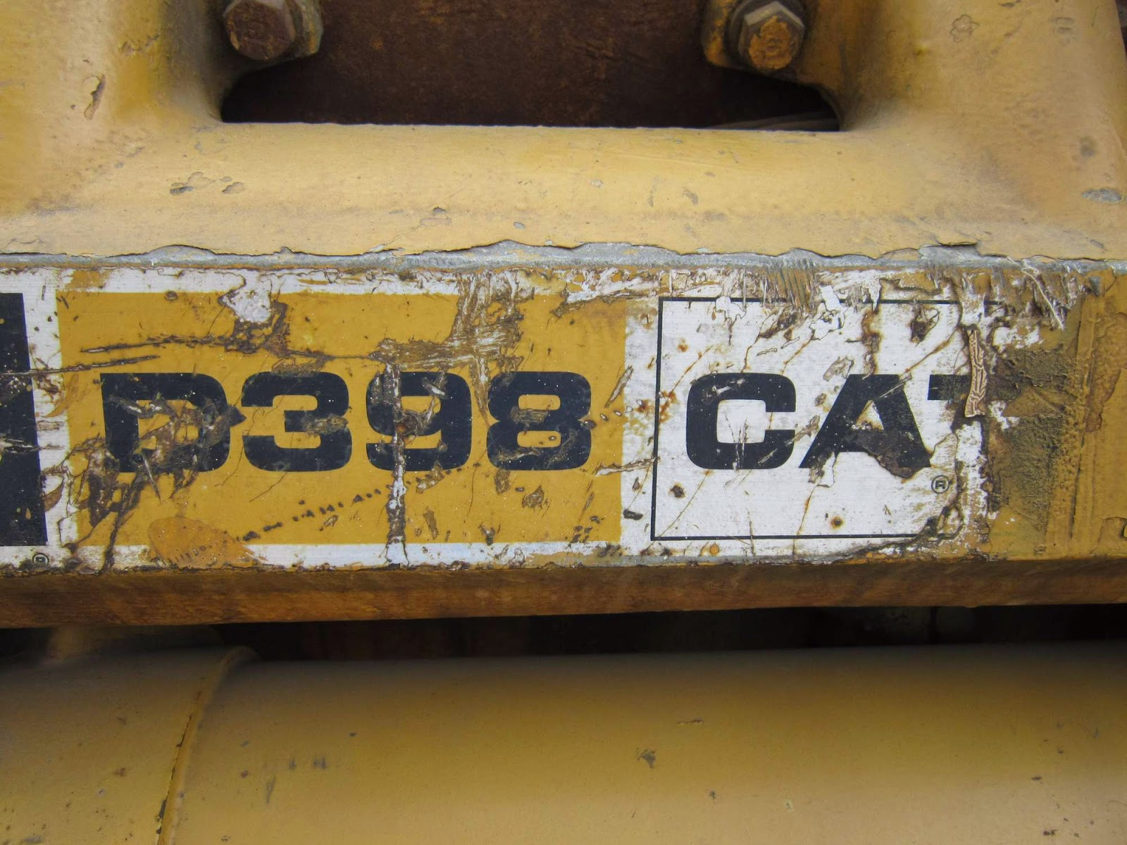 Caterpillar D398 Generator for sale,