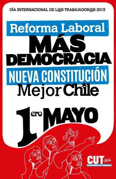 1° DE MAYO EN CHILE