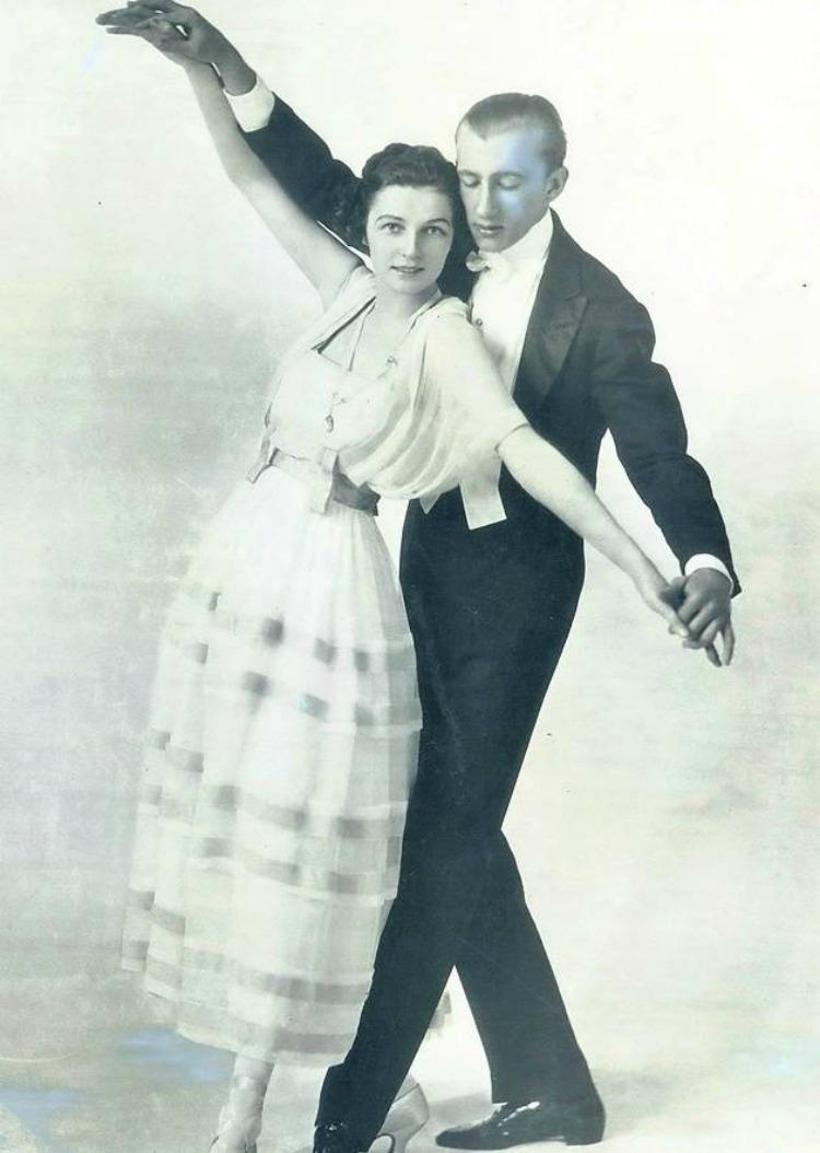 Vernon and Irene Castle