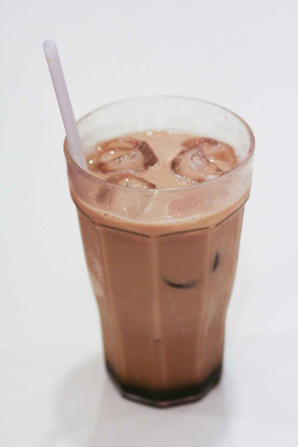 Kuching 3 Layered Tea