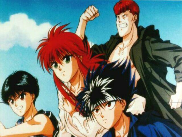 yuyu hakusho anime wallpapers