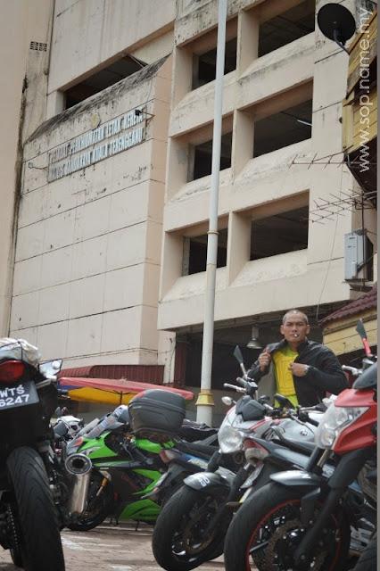 Ride Jelajah Timur EduRiders@KL (Hari Ketiga)