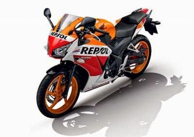 Gambar New CBR 250R Repsol