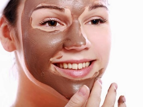 How to make a chocolate mask