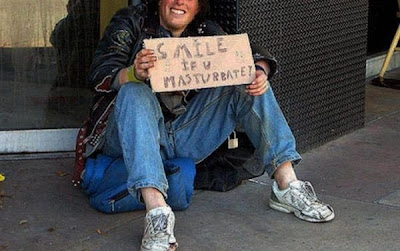 Creative Beggars Signs Seen On www.coolpicturegallery.us