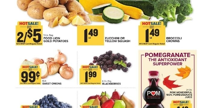 Food Lion Wilson Nc Weekly Ad Foodstutorialorg
