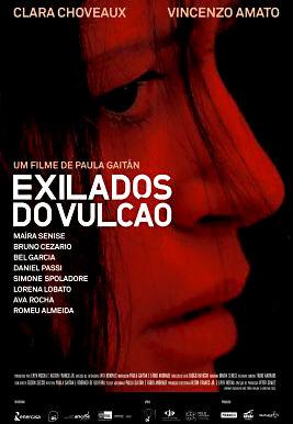 Filme Poster Exilados do Vulcão