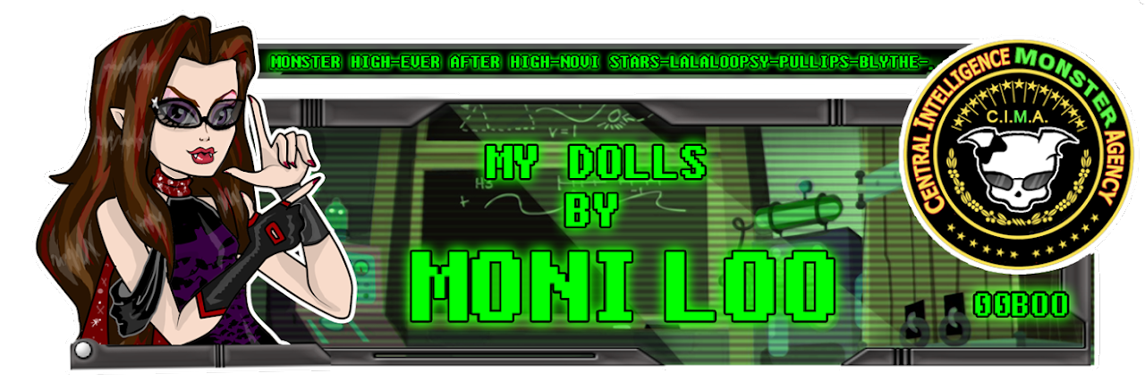 My Dolls by Moni Loo
