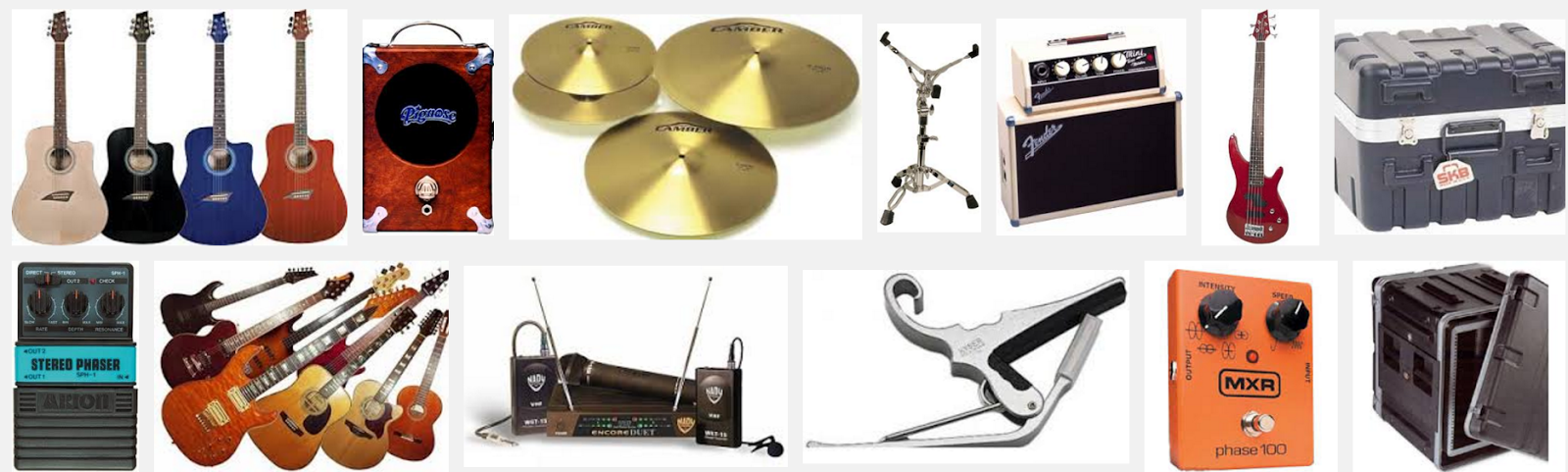 Music Instrument Distributors in the United States