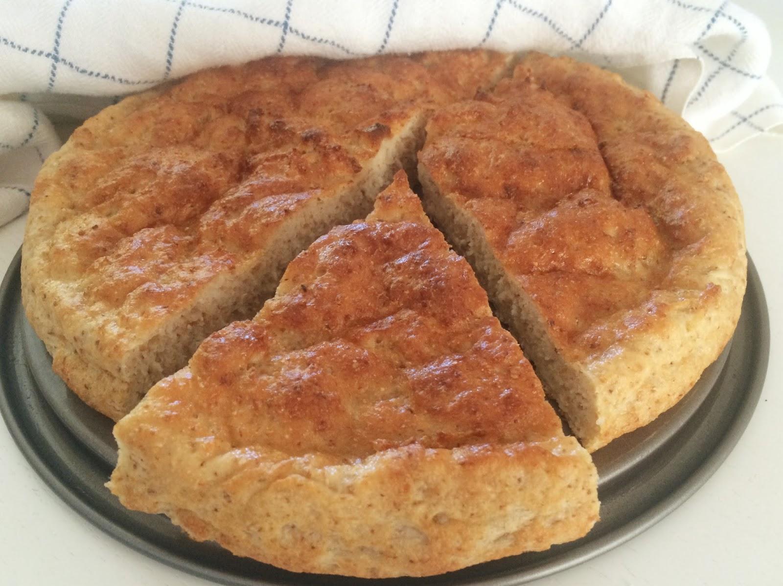 grovt bröd i form