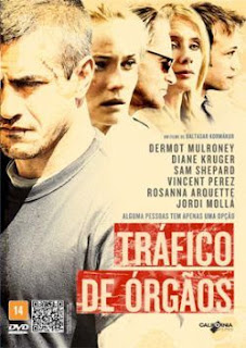 Trfico de rgos &#8211; Dublado 