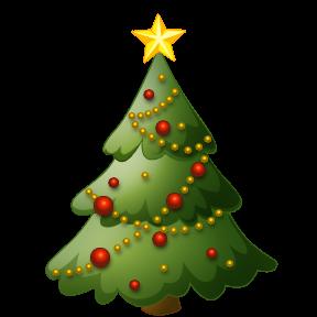 desenho, árvore, de, natal, imagem, foto, ilustração