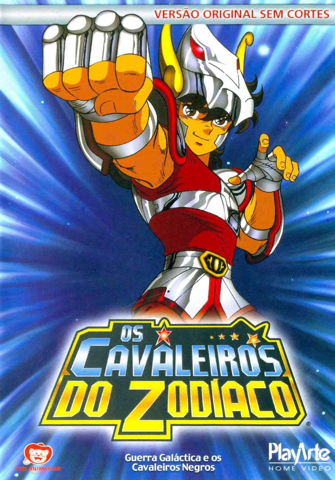 Os Cavaleiros do Zodíaco: Saga Torneio Galáctico Torrent – BluRay 1080p Dual Áudio (1986-1989)