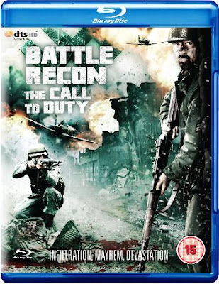 Filme Poster Battle Recon: The Call To Duty BDRip XviD & RMVB Legendado