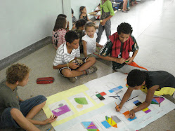 Atividades desenvolvidas na aula de matemática
