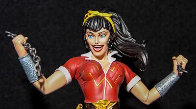 DC Collectibles DC Bombshells Wonder Woman Statue
