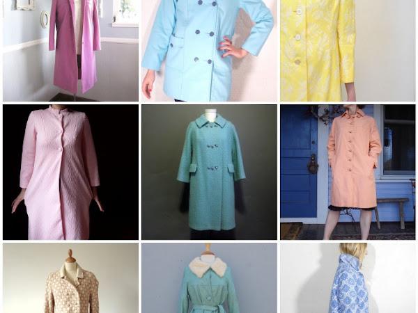 Pastel Outerwear