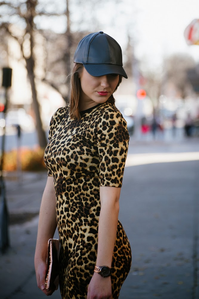 cheetah dress | In good faith, Tess