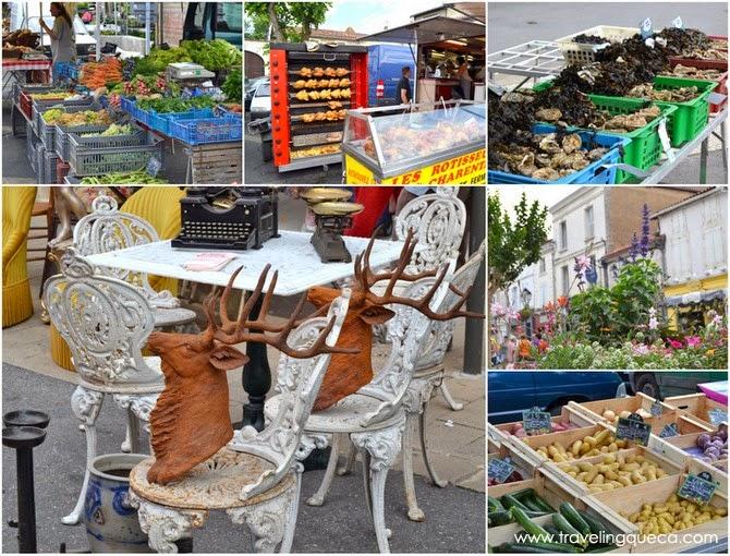 Mercado La Rochefoucauld