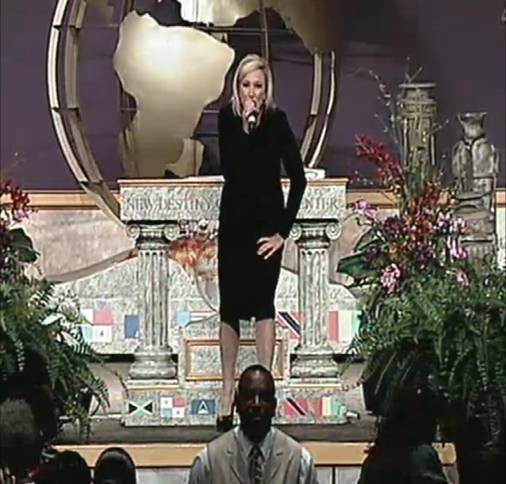 Will Paula White be New Pastor of New Destiny?