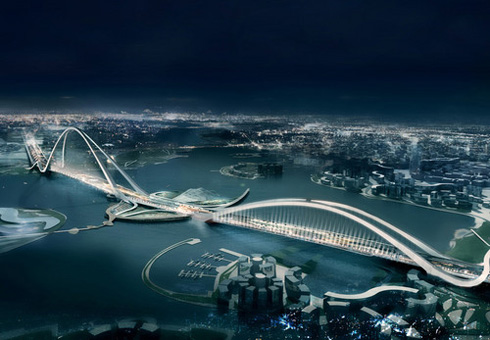 DUBAI CREEK BRIDGE