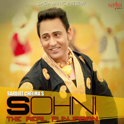 Sohni The Real Punjaban by Sarbjit Cheema