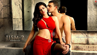 Jism 2 High Resolution HD Wallpapers Featuring Sunny Leone, Arunoday Singh