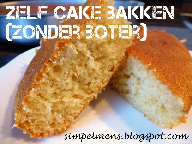 boter voor cake