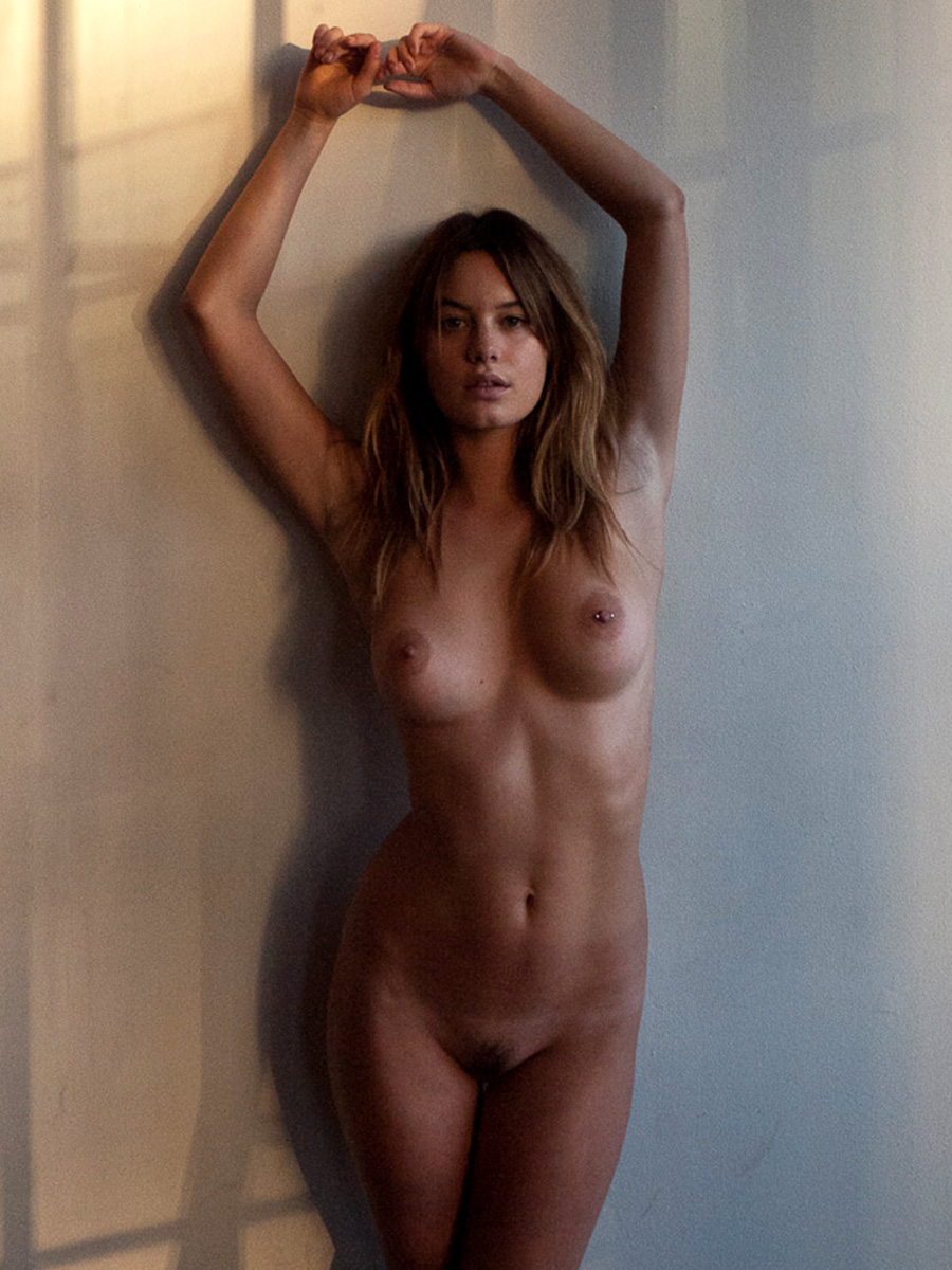 Camille Rowe Full Frontal Hotness In Terry Richardson Shoot