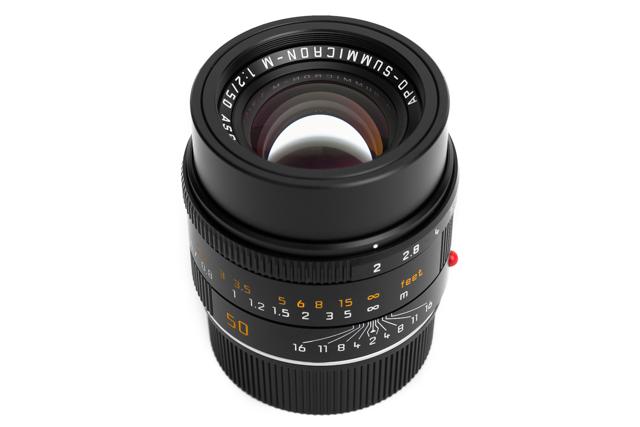 Leica APO-SUMMICRON-M 50mm f/2 ASPH. 7
