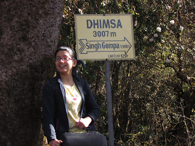 Dhimsa, Gosaikunda