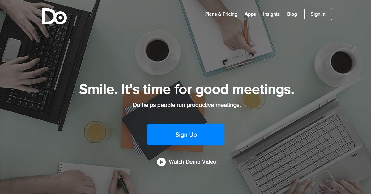 Do.com 讓 Google 日曆吃大補丸,幫你開高效率會議